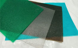 PALSUN Flat Solid Polycarbonate Sheet